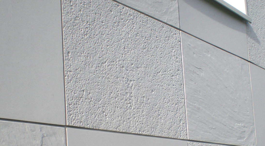Carea mineral look PIERRE DU SUD, for a mineral facade (wall cladding with or without subframe, weatherboarding)