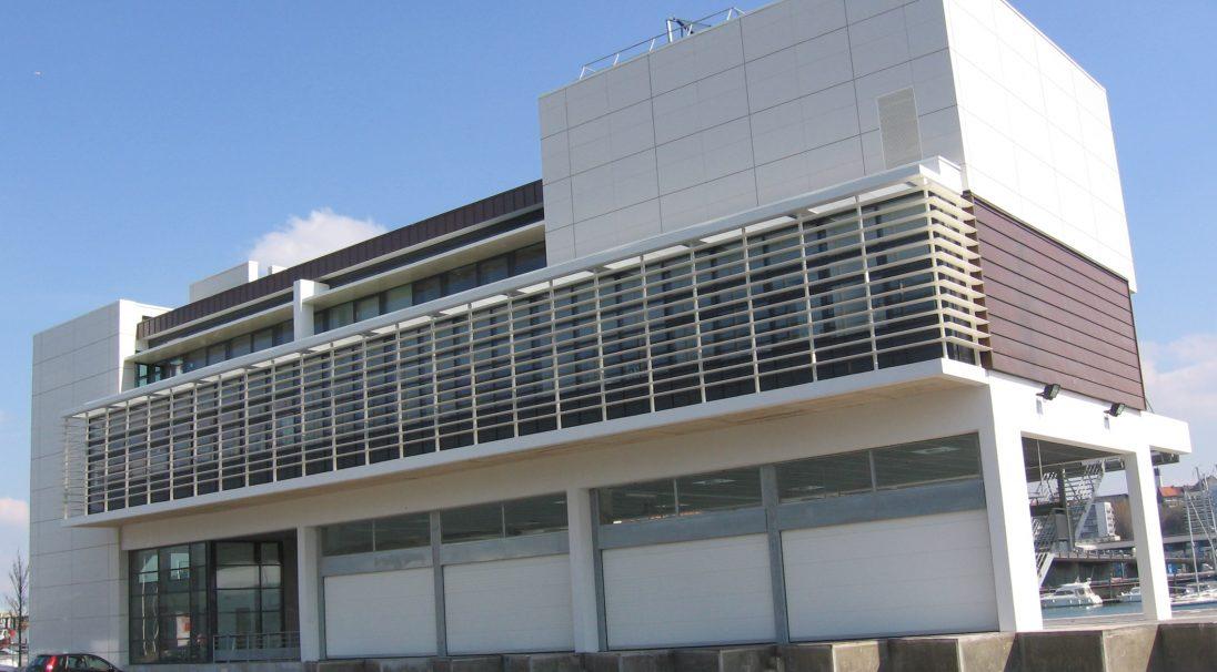 AFSSA head office, Boulogne, France