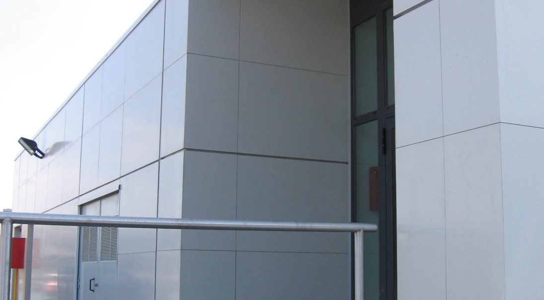 Location: Boulogne-sur-Mer (France),  Architects: Stutz office,  Installation system: wall cladding with backing structure (CWB),  Product: GLOSSY