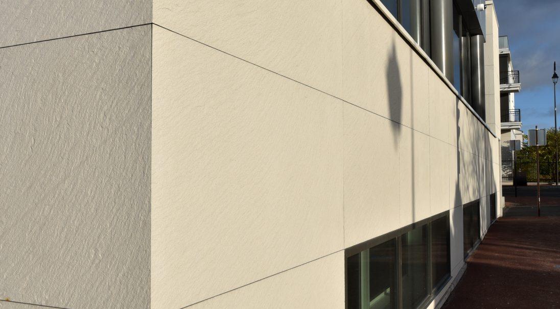 Pomona head office rainscreen cladding