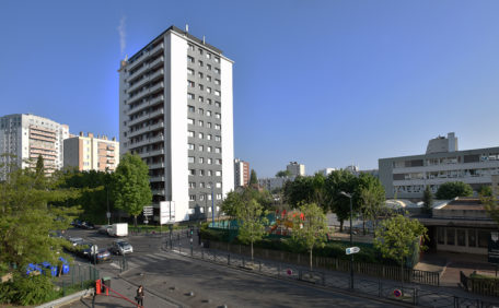 Mourinoux Tower, near Paris