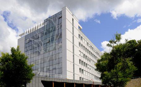 Sèvres hospital, near Paris