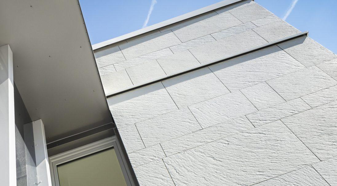 Ch. Tillon residence rainscreen cladding
