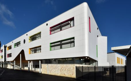 Chevilly-Larue Secondary School, France