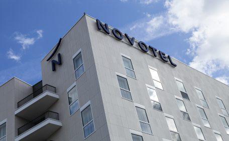 "Novotel ""Cœur d'Orly"" hotel, France"