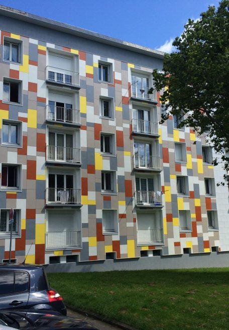 Keranquéré residence, France