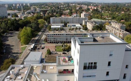 La Duchère residence, France