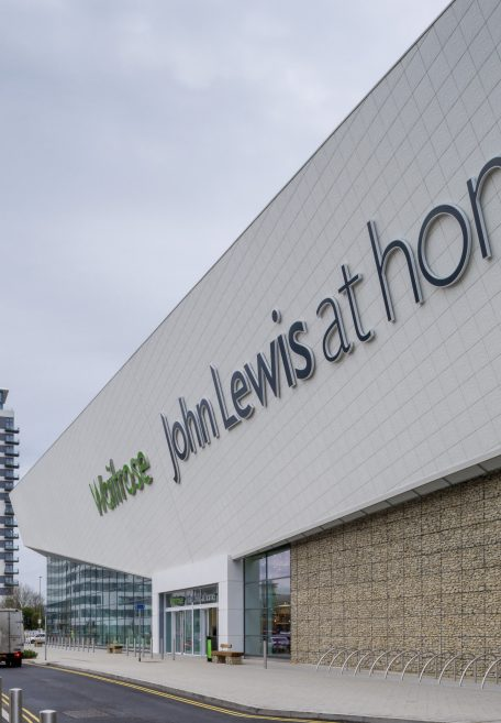 John Lewis shop, Basingstoke