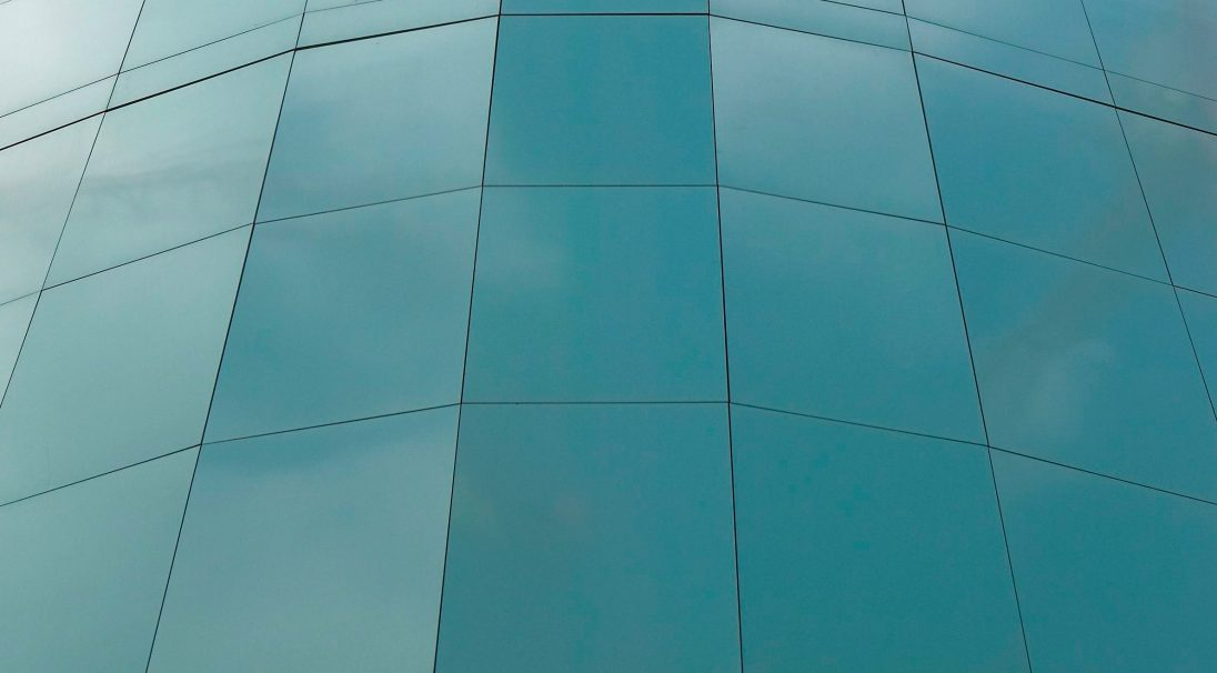Carea mineral look GLOSSY, for an urban facade (wall cladding with or without subframe, weatherboarding)