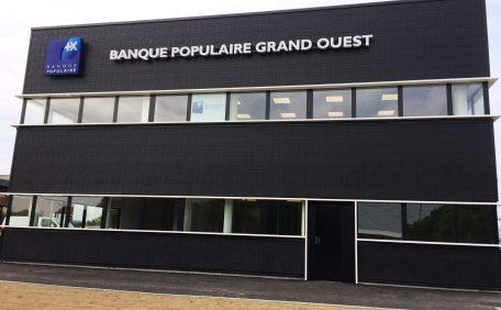 Bank, Saint-Nazaire, France