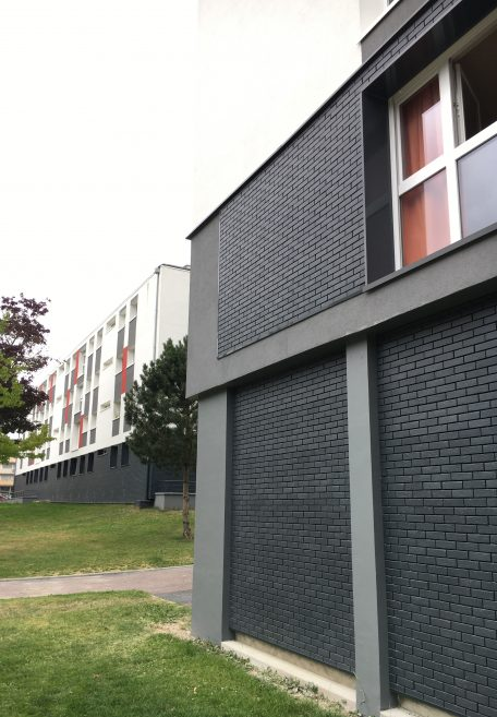 Hauteville 128 Housing in Lisieux (France)