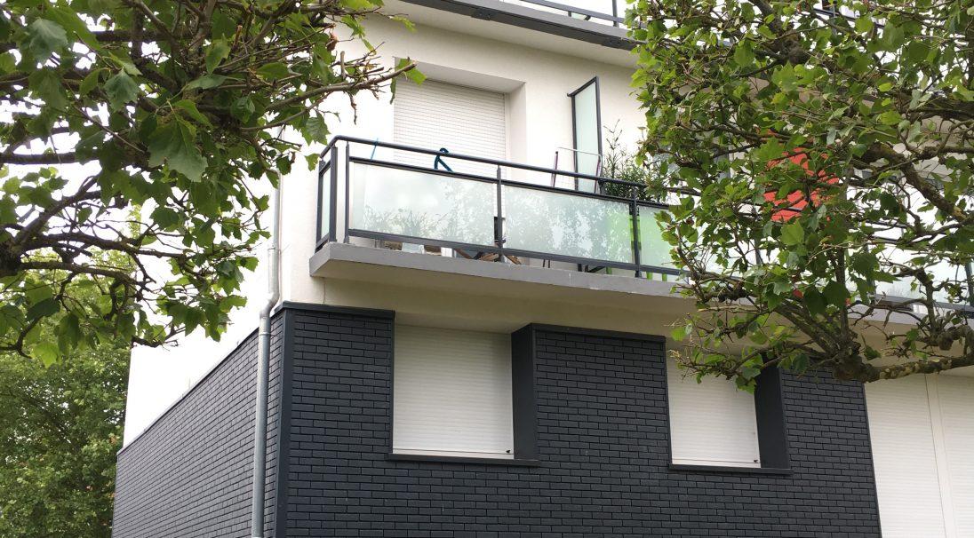 Hauteville 128 Housing in Lisieux (France)