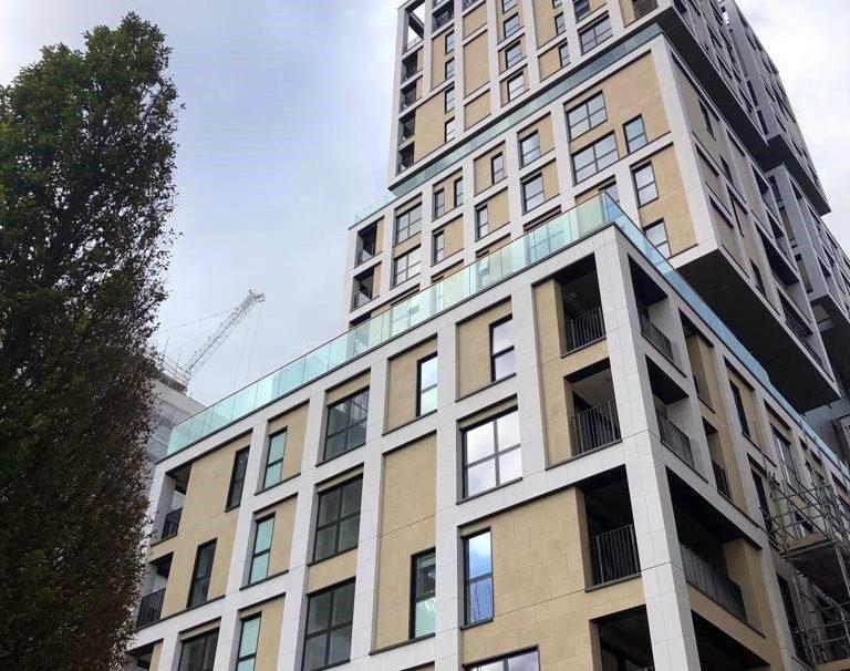 Housing, Kidbrooke, London