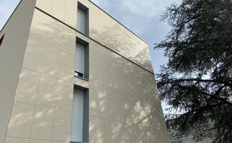 Folie Jeannot housing, France